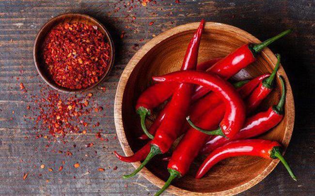ăn ớt hỗ trợ giảm cân