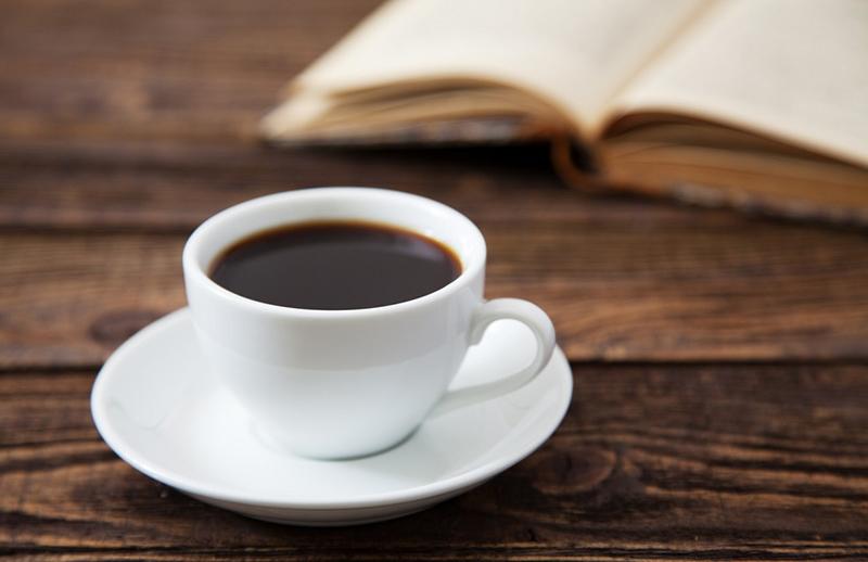 uống cafe đen không đường