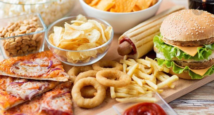 tránh ăn những thực phẩm chế biến sẵn