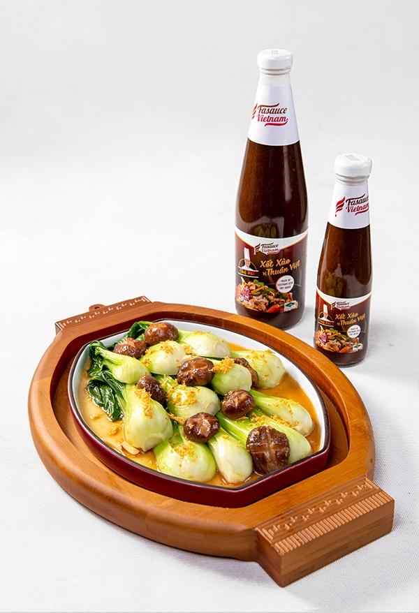 Xốt xào vị Thuần Việt chai 850g