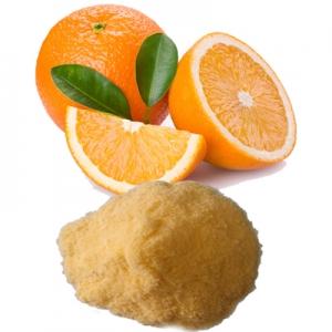 Bột cam nguyên chất