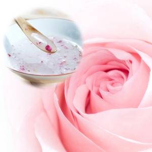 Bột collagen hoa hồng