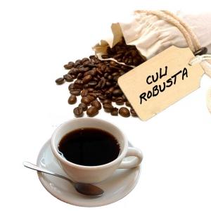 Hương cà phê culi robusta nguyên chất
