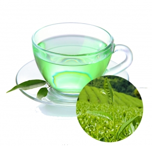 Hương trà xanh dạng lỏng