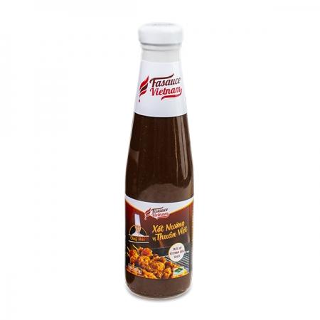Xốt nướng vị Thuần Việt chai 940g